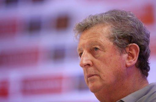 Nationaltrainer Hodgson will nicht zurücktreten