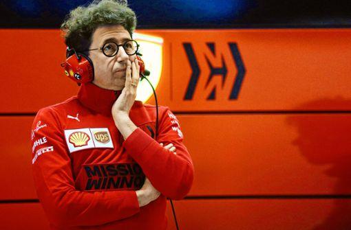 Was macht der Ferrari-Teamchef alles falsch?
