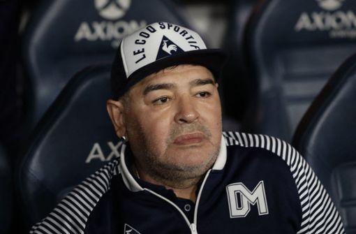 Maradona-Stadion wird am Donnerstag eingeweiht