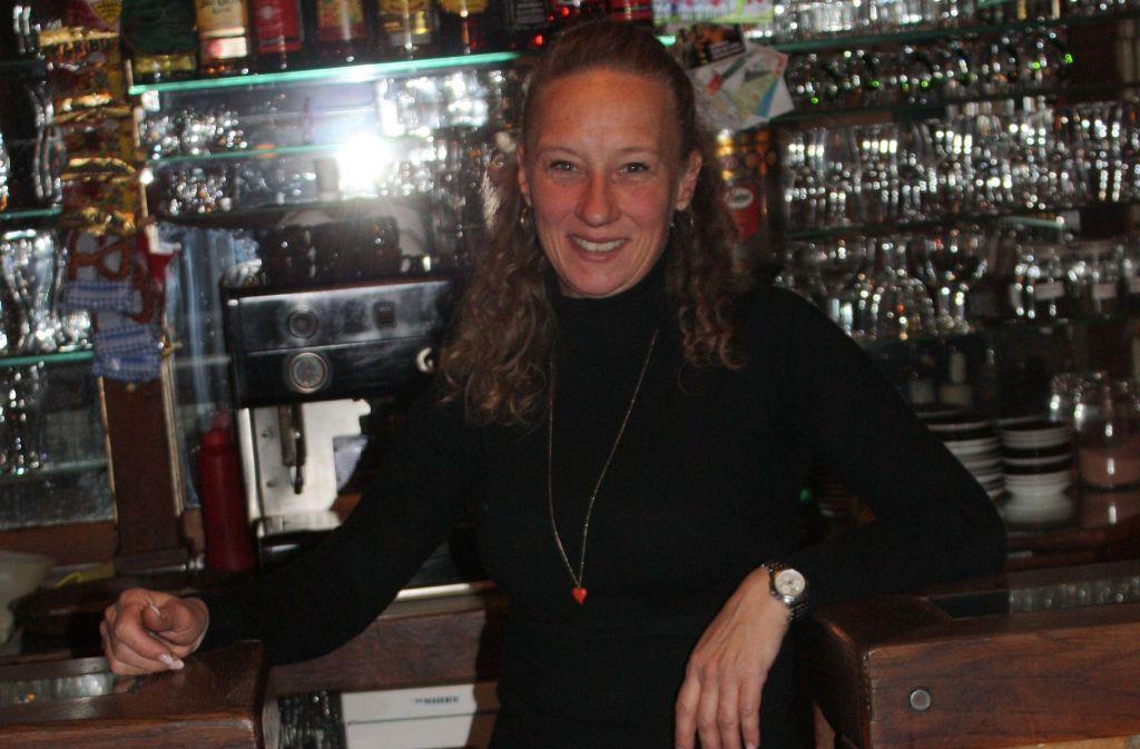 Barbara Schreiber hat im SI-Hotel ihre Ausbildung gemacht und auf einem Kreuzfahrtschiff gearbeitet. Foto: Christoph Kutzer