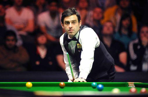 Ronnie O'Sullivan attackiert Snooker-Boss scharf