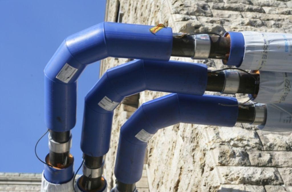 Das Thema Grundwassermanagement blieb am Dienstag außen vor. Die Bahn versprach, die Informationen nachzureichen. Foto: Achim Zweygarth