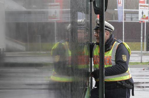 Polizei stoppt ruhelosen Busfahrer