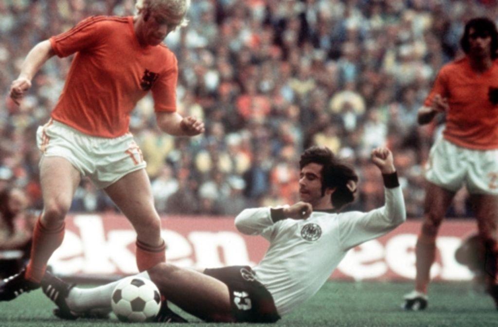 Fußball Wm 1974 Endspiel Aufstellung