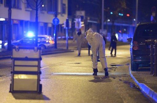 Spurensicherung am Tatort Foto: 7aktuell.de/Eyb