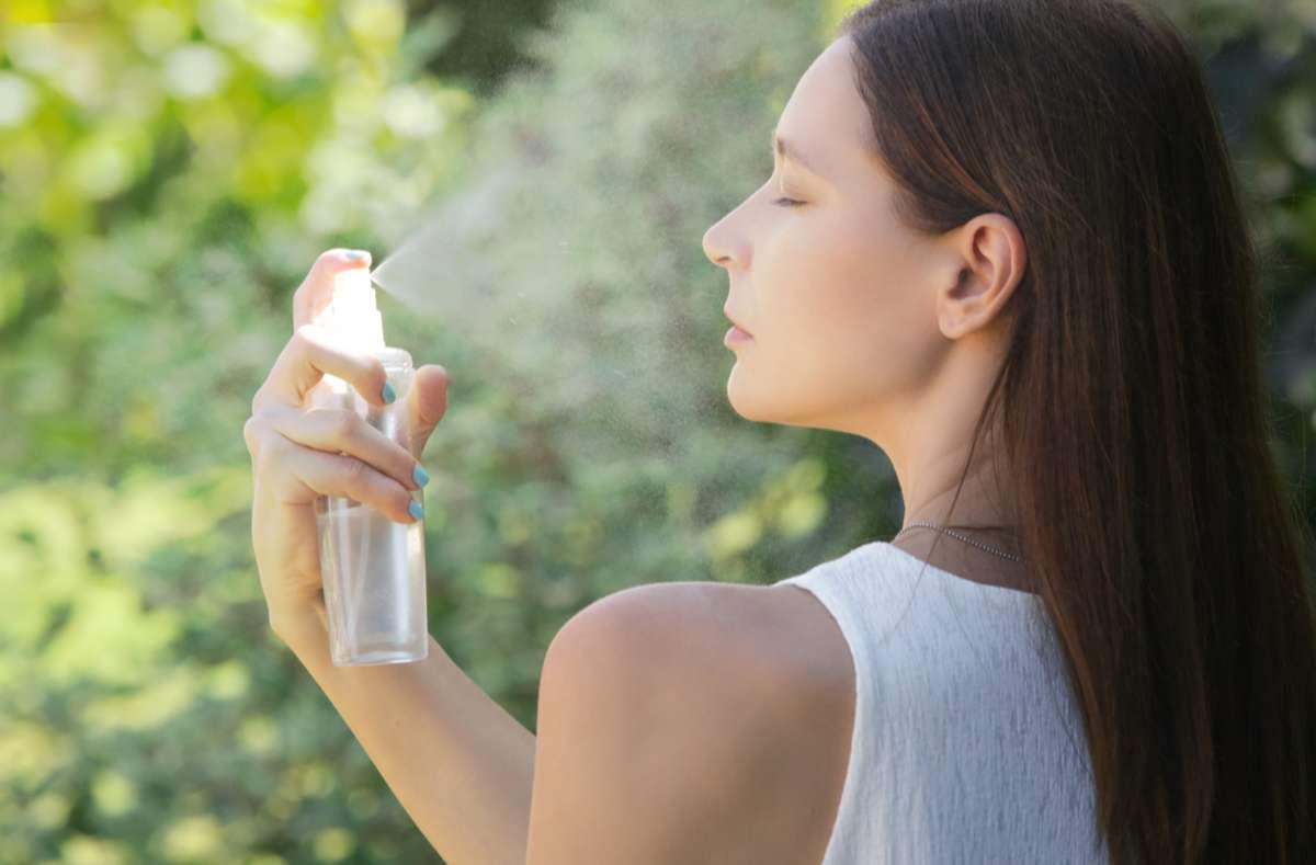 Erfrischungsspray selber machen - Perfekt für den Sommer Foto: triocean/Shutterstock