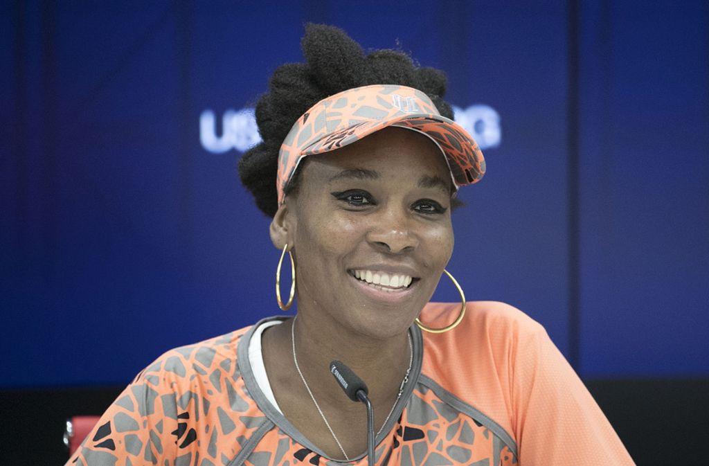 Die Ermittlungen gegen Venus Williams sind eingestellt worden. (Archivbild) Foto: Prensa Internacional via ZUMA