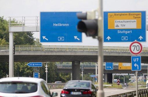 Autobahnauffahrt Nord wird gesperrt