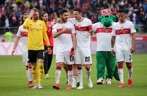 Milde Lesernoten für die VfB-Stars