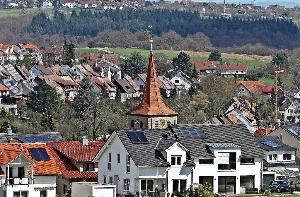 Weissach wählt im Herbst  Bundestagskandidaten aus Ludwigsburg.    Foto:factum/Bach Foto: