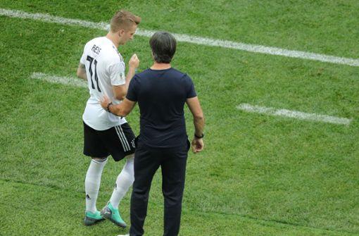Marco Reus soll's richten