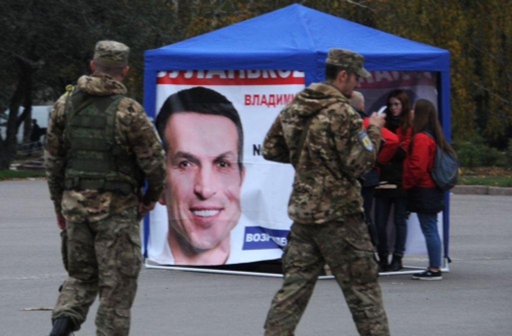 Zahlreiche der neugegründeten Parteien bestehen aus altbekannten Gesichtern. Foto: AFP