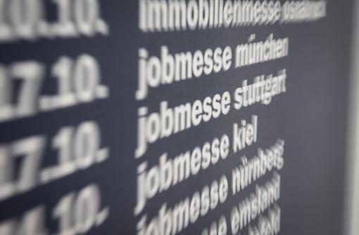 Für alle Generationen: Jobmesse erfährt bei Eröffnung gute Resonanz
