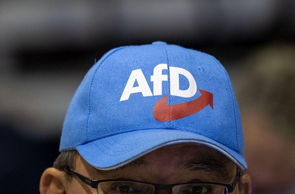 Steht die AfD bald unter Beobachtung? Foto: dpa-Zentralbild