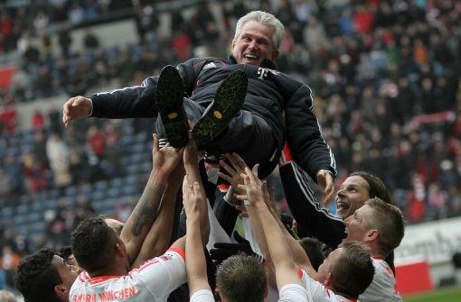 Bayern feiert frühesten Meistertitel