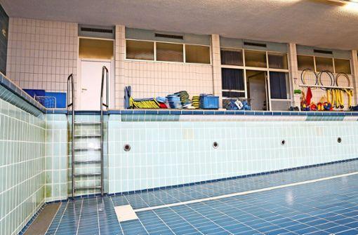 Vom Lehr- zum Leerschwimmbecken