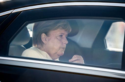 Angela Merkel will über Aufnahme weiterer Flüchtlinge entscheiden
