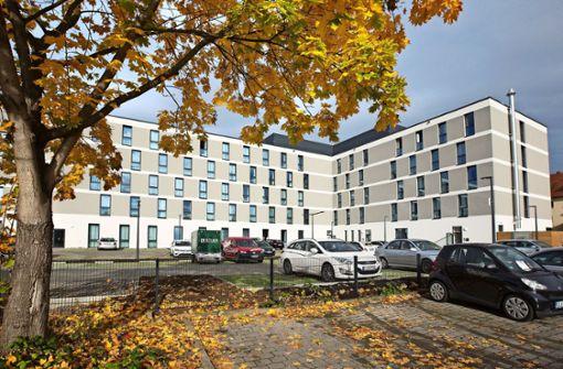 Größtes Hotel in Esslingen ist eröffnet worden