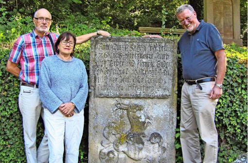 Der älteste Grabstein verbirgt eine grausame Geschichte