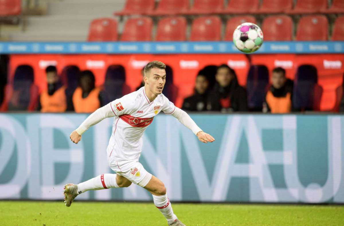 Erik Thommy ist wieder eine Option beim VfB Stuttgart. Foto: imago images/Sven Simon