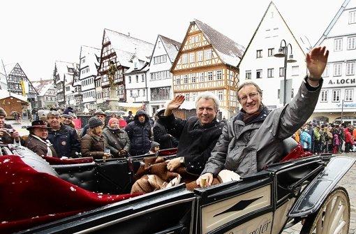 Der  Leonberger Nationalfeiertag  rückt näher