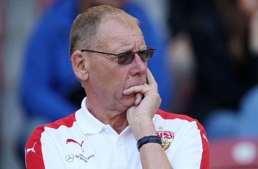Der VfB Stuttgart trauert  um legendären Zeugwart