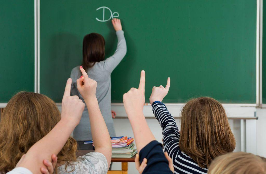 An den Schulen im Südwesten fehlen mindestens 1000 Lehrer. Foto: epd