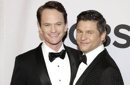 Neil Patrick Harris hat geheiratet