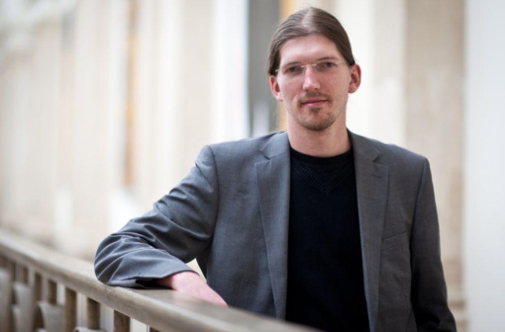 Er möchte nach einem Jahr intensiver organisatorischer Arbeit wieder stärker inhaltlich arbeiten, teilte der Pirat Martin Delius am Mittwoch mit. Foto: dapd