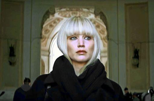 Jennifer Lawrence als verführerische Agentin Russlands