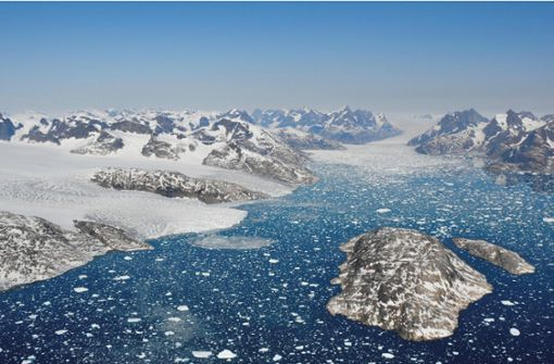 Grönland-Eisschmelze hebt Meeresspiegel um fast elf Millimeter an