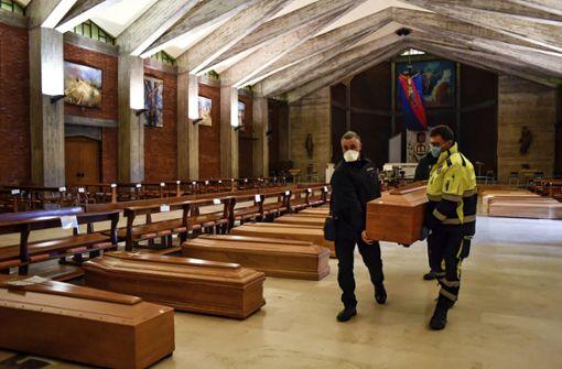 Ludwigsburger Landrat kondoliert Bergamo