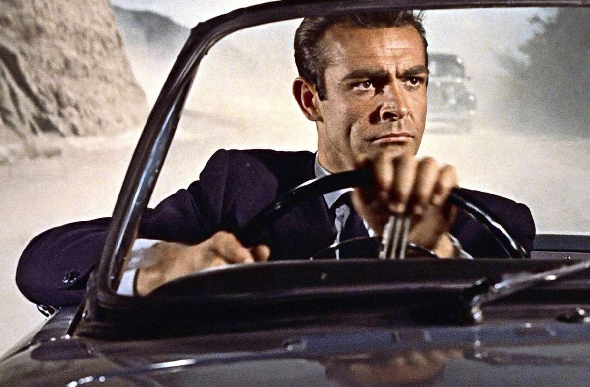 """31.10. Sean Connery (90) Für immer James Bond, obwohl er den Agenten nur sieben Mal spielte. Oscar-Preisträger wird der Schotte 1988 als Nebendarsteller in """"Die Unbestechlichen"""".  Foto: www.imago-images.de"""