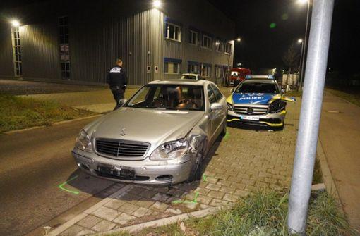 Wem gehört das Unfallauto?