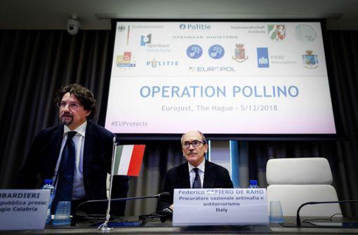 Das globale Netz der 'Ndrangheta