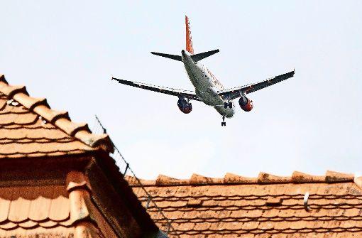 Flughafen wird Geld für Schallschutz nicht los
