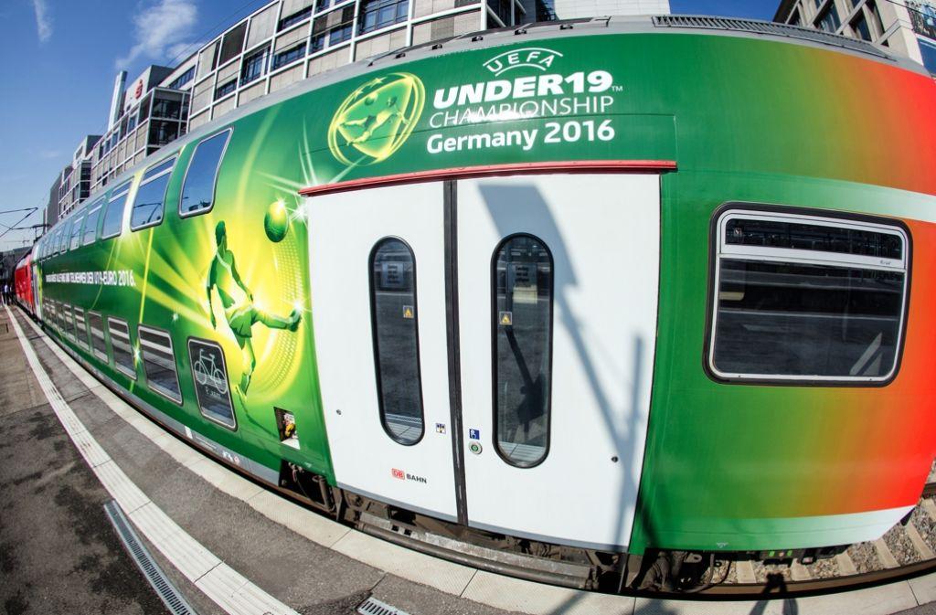 Am 11. Juli ist Anpfiff für die U19-EM. Für das Eröffnungsspiel in Stuttgart gibt es keine Karten mehr. Foto: dpa