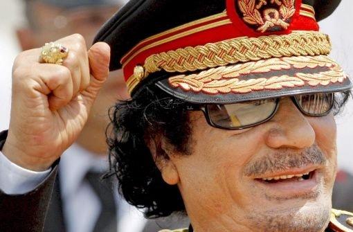 Gaddafi-Sohn zum Tode verurteilt