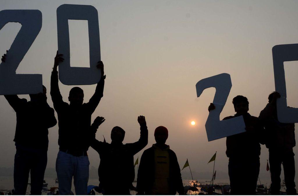 Das Jahr 2020 sollte bei Unterschriften besser ausgeschrieben werden. (Symbolbild) Foto: dpa/Prabhat Kumar Verma