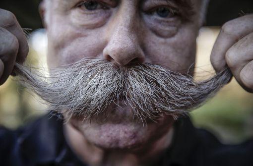 So gelingt der perfekte Natur-Schnurrbart