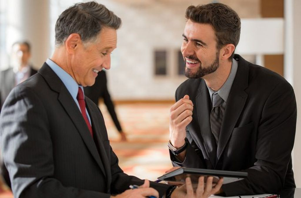 Womit den Chef überzeugen?  Foto: elnariz/Fotolia