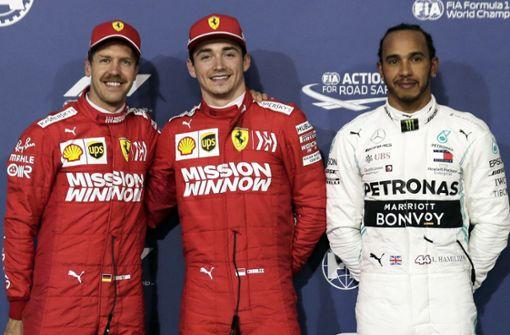 40 Millionen Euro für die Jagd auf Lewis Hamilton