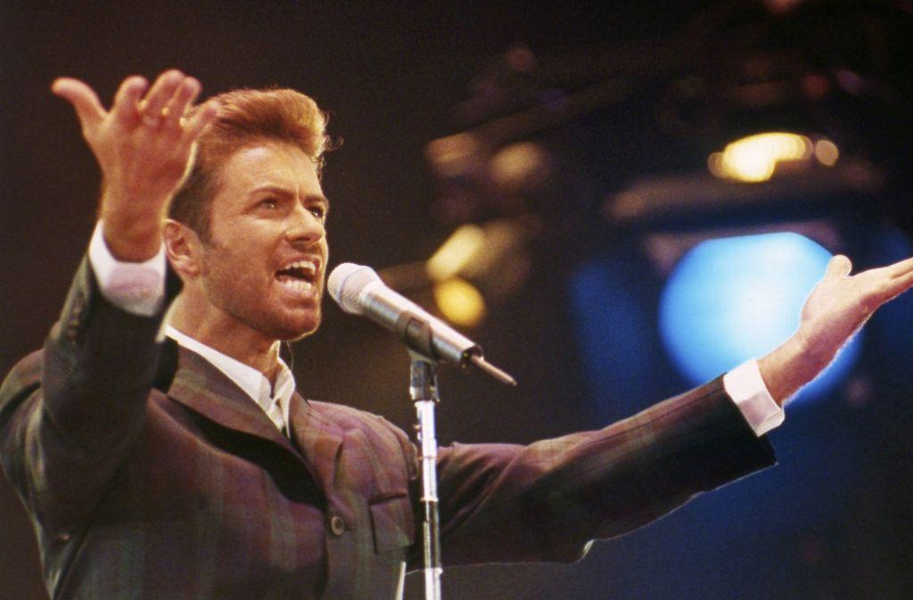 Der plötzliche Tod des Musikers George Michael hatte an Weihnachten die Musikwelt und seine Fans erschüttert. (Archivfoto) Foto: AP