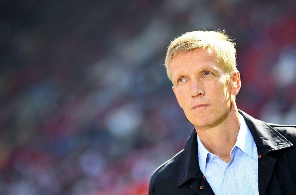 Jan Schindelmeiser ist seit gut einer Woche nicht mehr Sportvorstand des VfB Stuttgart. Foto: dpa