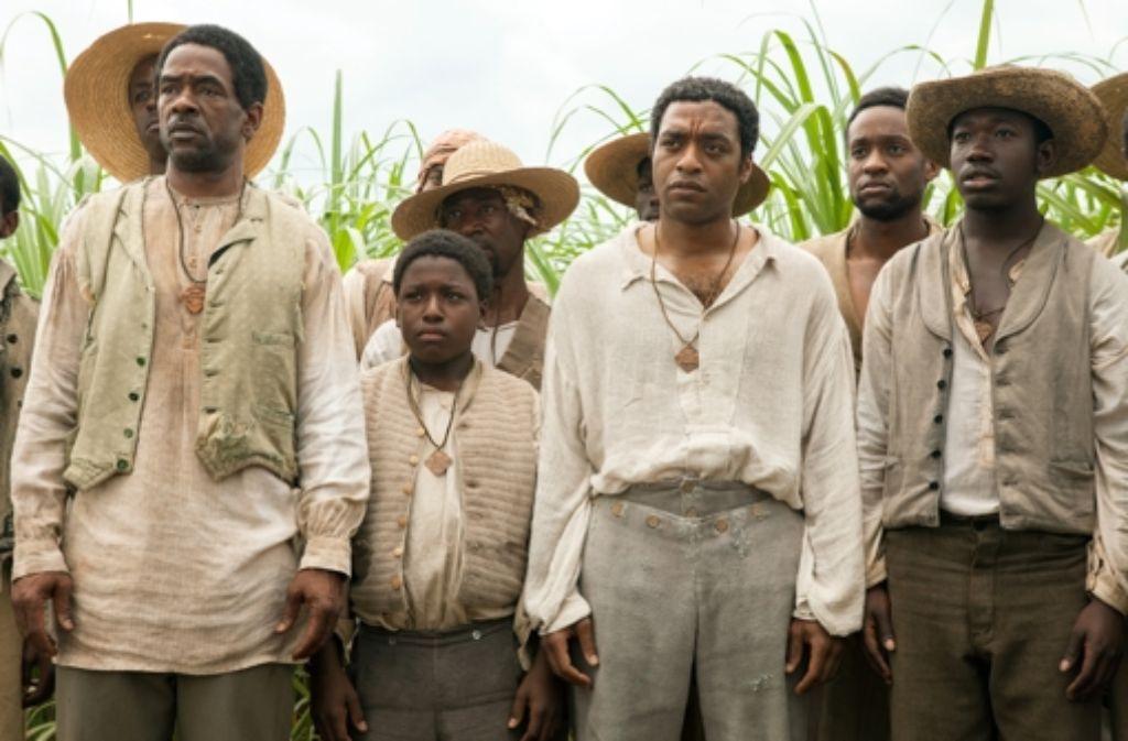 """Gute Chancen auf einen Oscar: der Kinofilm """"12 Years a Slave"""". Foto: Tobis Film"""