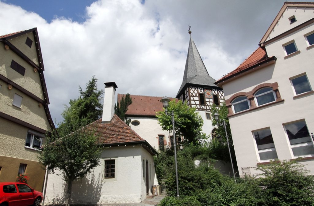 Die Laurentiuskirche in Flacht. Foto: FACTUM-WEISE