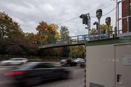 So war die Luft am Donnerstag im Stadtbezirk Münster