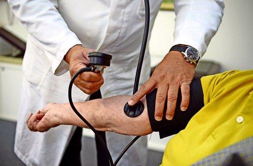 Kein Geld für Ärzte