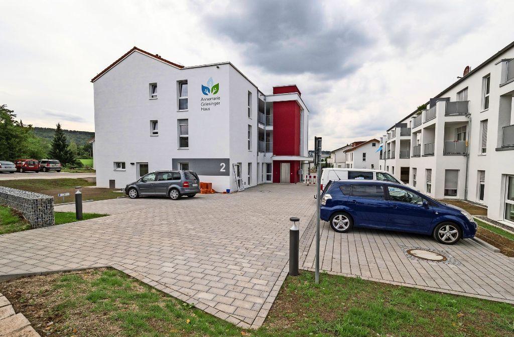 annemarie griesinger haus in gerlingen wohngemeinschaften f llen sich landkreis ludwigsburg. Black Bedroom Furniture Sets. Home Design Ideas