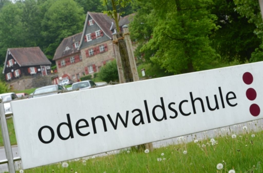 Die Odenwaldschule im südhessischen Ober-Hambach. Foto: dpa